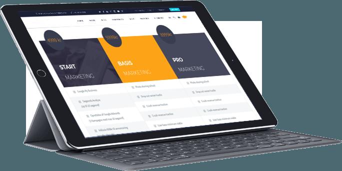 alphaweb er et webbureau der tilbyder webdesign til lokale aalborgensere