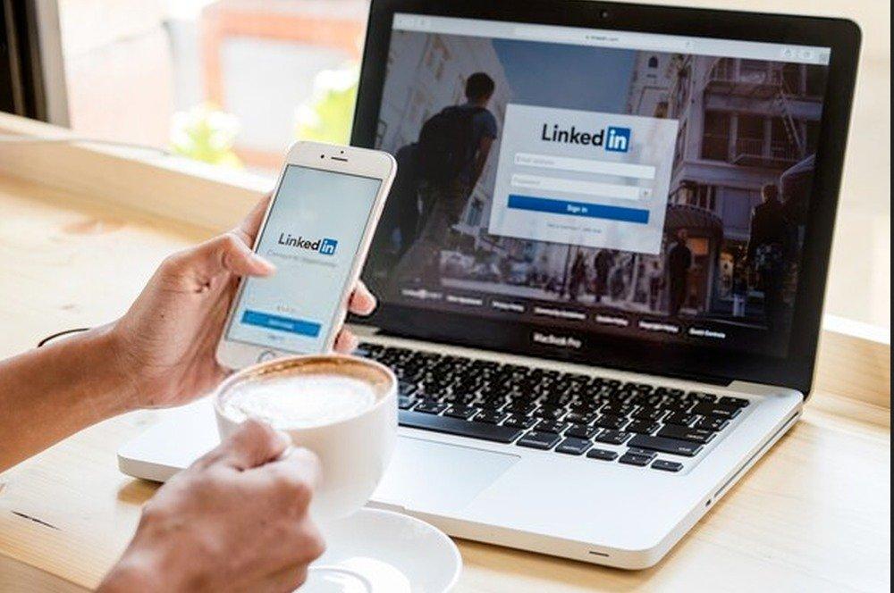 Linkedin annoncering på de sociale medier