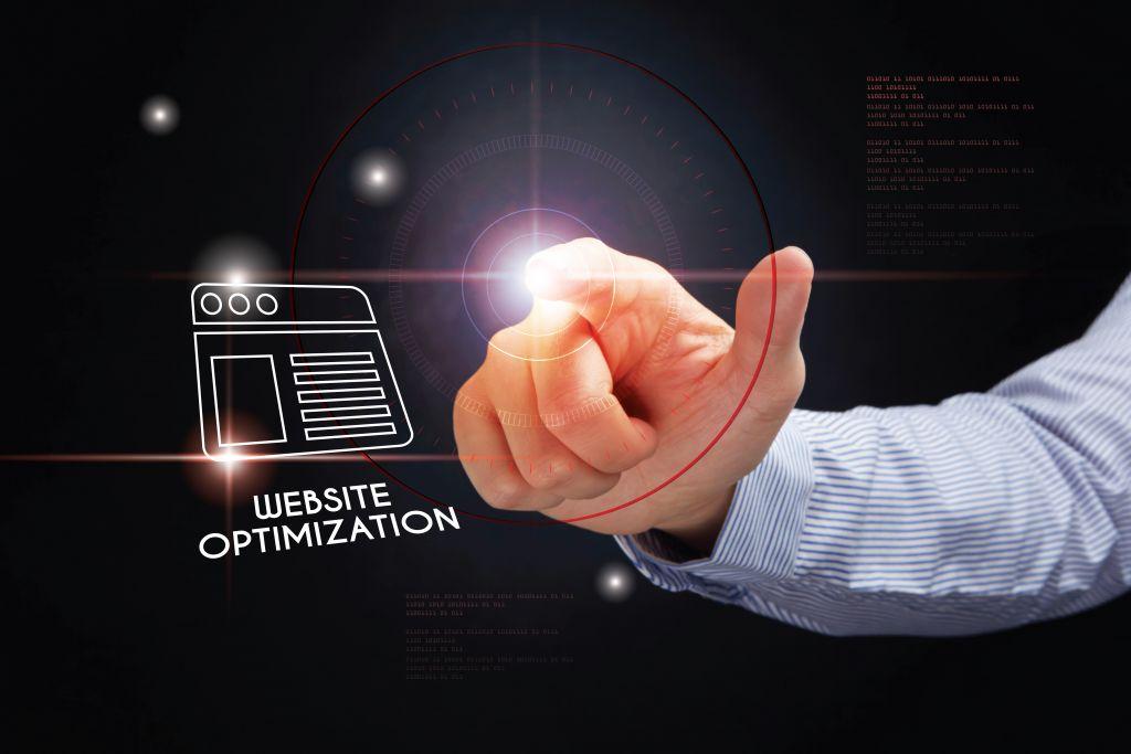 optimering af hjemmeside eller webshop guide